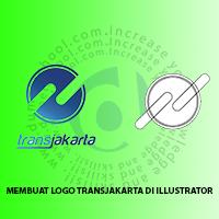 Membuat Logo Transjakarta di Illustrator
