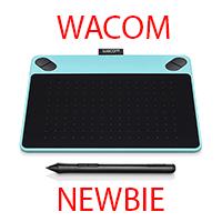 Cara Menggunakan Pentab (Wacom) Untuk Pemula