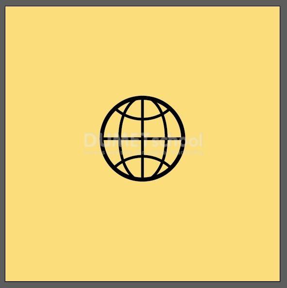 Tutorial Membuat Ikon Global Mudah Dan Simple