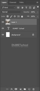 Cara Merubah Gambar Menjadi Huruf Di Adobe Photoshop
