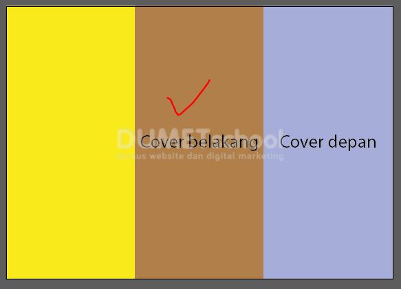 Cara Membuat Brosur Lipat 3 - Kursus Desain Grafis