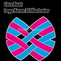Cara Buat Logo Keren Di Illustrator