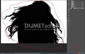 Cara Cepat Seleksi Detail Rambut Dengan Photoshop-7