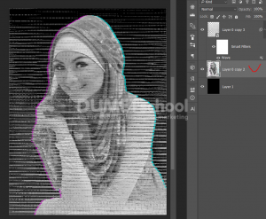 Cara Membuat Efek Glitch Dengan Photoshop-10