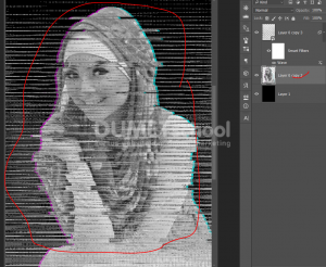 Cara Membuat Efek Glitch Dengan Photoshop-12