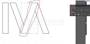 Cara Buat Logo eksklusif Dengan Rectangle Tool-8