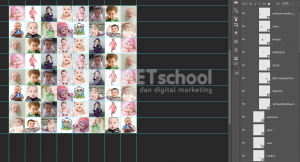 Cara Cepat Buat Foto Mozaik Dengan Photoshop-4