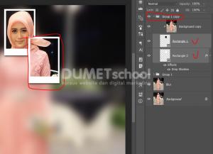 Cara Membuat Bingkai Foto Efek Kolase-10