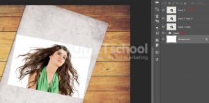Cara Membuat Efek Gambar Sketsa 3D Di Photoshop-10