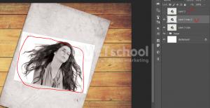 Cara Membuat Efek Gambar Sketsa 3D Di Photoshop-11