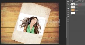 Cara Membuat Efek Gambar Sketsa 3D Di Photoshop-6