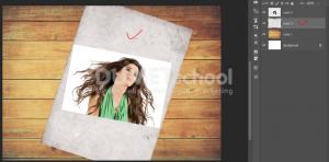 Cara Membuat Efek Gambar Sketsa 3D Di Photoshop-7