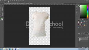Cara Paling Sederhana Mockup Kaos Pada Software Adobe Photoshop