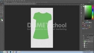 Cara Paling Sederhana Mockup Kaos Pada Software Adobe Photoshop Part2