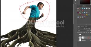 Teknik Manipulasi Manusia Berkaki Akar-9