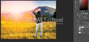 Cara Cepat Buat Efek Sunset Di Photoshop-11