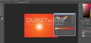 Cara Cepat Buat Efek Sunset Di Photoshop-7