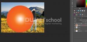 Cara Cepat Buat Efek Sunset Di Photoshop-8