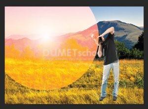 Cara Cepat Buat Efek Sunset Di Photoshop-9