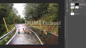 Cara Manipulasi Orang Berenang Di Jalanan-10