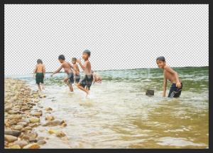 Cara Manipulasi Orang Berenang Di Jalanan-5