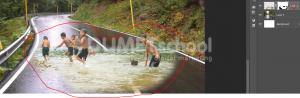 Cara Manipulasi Orang Berenang Di Jalanan-7