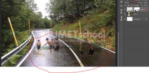 Cara Manipulasi Orang Berenang Di Jalanan-8