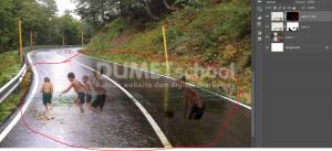 Cara Manipulasi Orang Berenang Di Jalanan-9