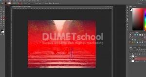 Cara Membuat Efek Desain Vespa Miniatur Dengan Photoshop -8