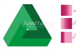 Cara Membuat Logo Triangle Shape-14