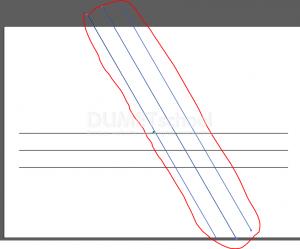 Cara Membuat Logo Triangle Shape-5