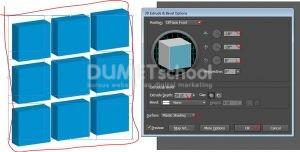 Teknik 3D Graphic Design Model 2 Dengan Illustrator-9