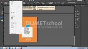 Cara Memberikan Tombol Interaktif Pada File SWF Di Adobe Indesign