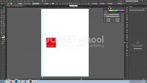 Cara Memaksimalkan Fungsi Guide pada Software Pengolah Gambar Adobe Illustrator