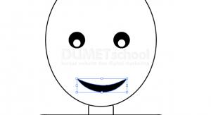 Cara Menggambar Karakter Flat Animasi Sederhana Dengan Illustrator-13