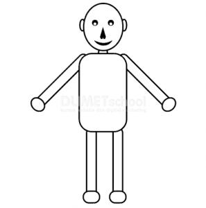 Cara Menggambar Karakter Flat Animasi Sederhana Dengan Illustrator-16