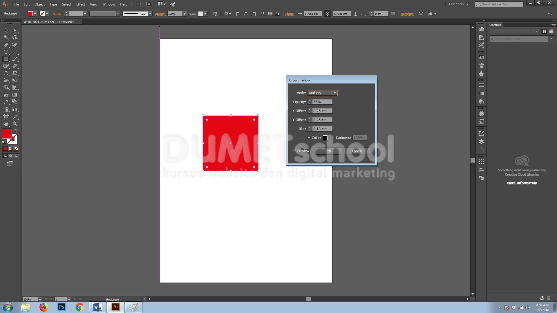Cara Menggunakan Layer Style Pada Software Pengolah Gambar