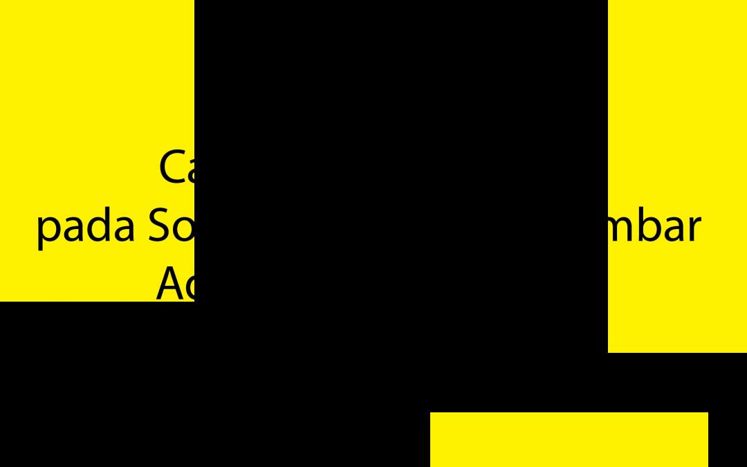 Cara Mengatasi Error pada Software Pengolah Gambar Adobe Indesign Part2