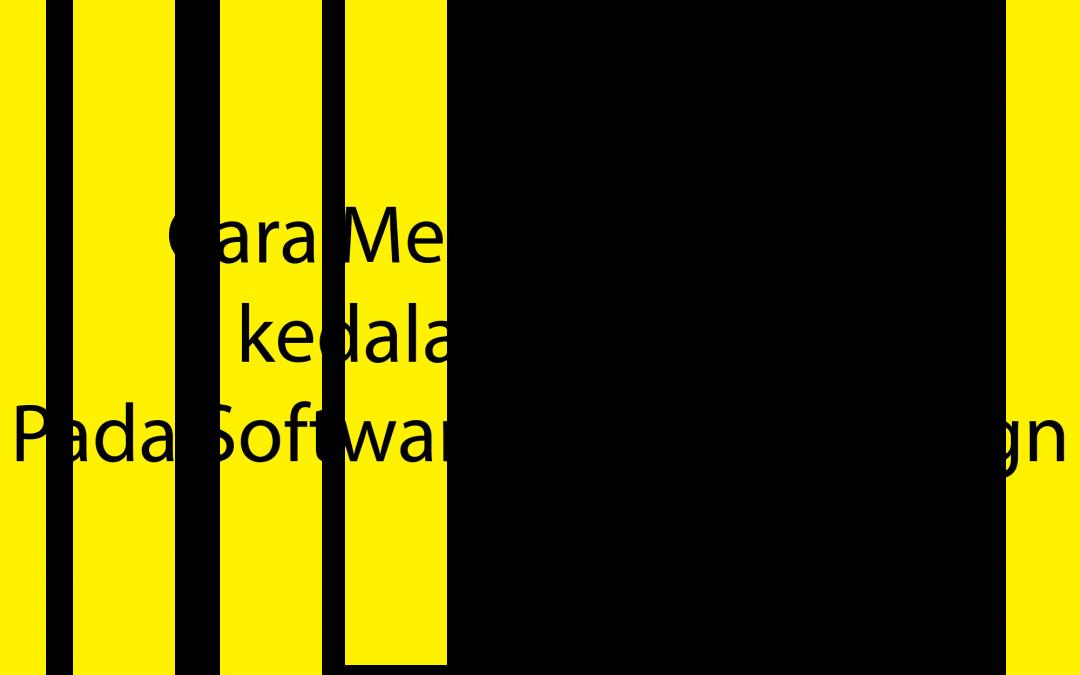 Cara Menginvert Text kedalam Gambar Pada Software Adobe Indesign