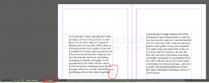 Mencari Error di Adobe Indesign-4