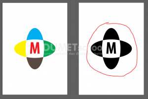 Cara Membuat Embossed Logo Di Illustrator - 8