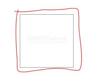 Cara Membuat Bentuk Objek Custom Di Illustrator - 2