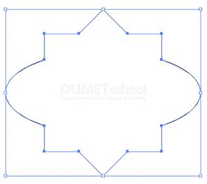 Cara Membuat Bentuk Objek Custom Di Illustrator - 6