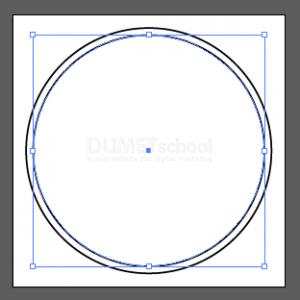 Memanfaatkan Objek Lingkaran Untuk Membuat Logo - 4