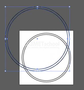Memanfaatkan Objek Lingkaran Untuk Membuat Logo - 5