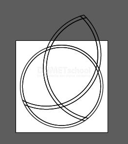 Memanfaatkan Objek Lingkaran Untuk Membuat Logo - 8