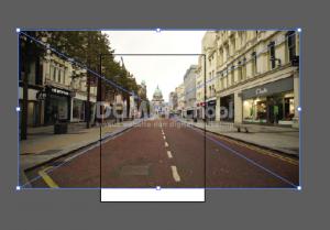 Membuat Sentuhan Gambar Dengan Blend Mode Di Illustrator - 2