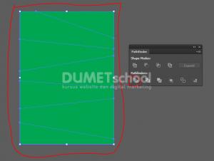 Membuat Sentuhan Gambar Dengan Blend Mode Di Illustrator - 7