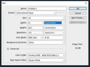 Cara Membuat Type Path pada Software Pengolah Gambar Adobe Photoshop