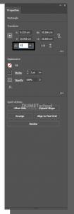 Merubah Rotasi Objek dengan Cepat di Adobe Illustrator